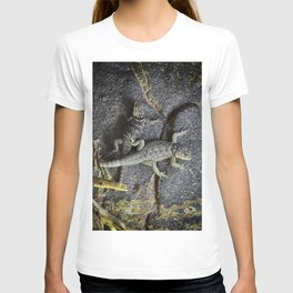 Desert lizards.... T-shirt