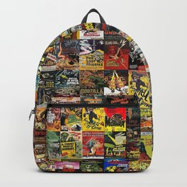 Monster Movies Backpack