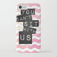 mean girls iPhone & iPod Cases featuring mean girls by Itzsterr