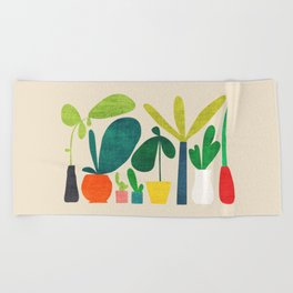 Greens Beach Towel
