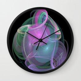 Taffy Pull Wall Clock