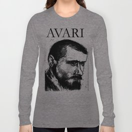 Portait2 Long Sleeve T-shirt