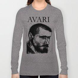 Portait2 Long Sleeve T-shirt