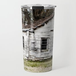 A sad shack. Travel Mug