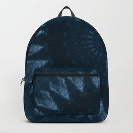 Dark Gray Mandala Backpack