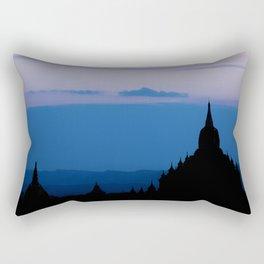 Bagan 6 Rectangular Pillow