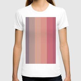 70s palette T-shirt