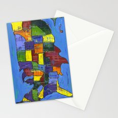U.S.A. Stationery Cards