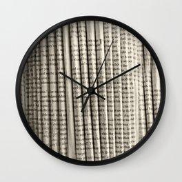 IT IS WRITTEN Wall Clock