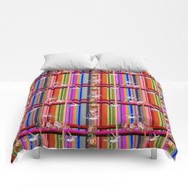 Mad Tartan & Hoop Divers Comforters