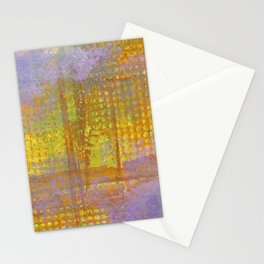 Abstract No. 414 Stationery Cards