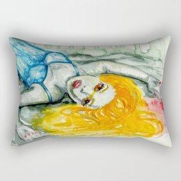 beautiful creature Rectangular Pillow