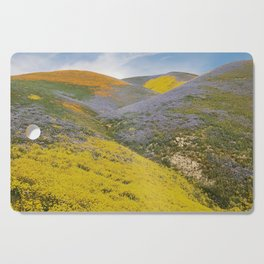 Bloomtown California Cutting Board