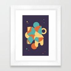 Lifeform #2 Framed Art Print