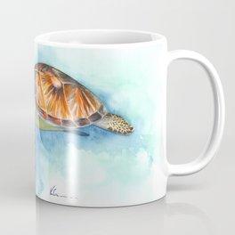 Turtle Noms Coffee Mug