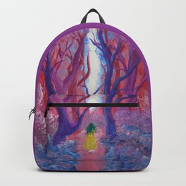 Follow The Path Backpack