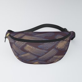 Tired tires Fanny Pack