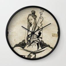 Shanti Wall Clock