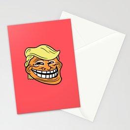 Trollin' Trump Stationery Cards