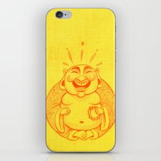 Laughter Brightens the Soul iPhone & iPod Skin