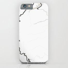 Pikes Peak International Hill Climb iPhone Case