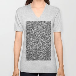 OCD and a Calligraphy Pen #5 Unisex V-Neck