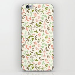 Colorful Lovely Pattern XIV iPhone Skin