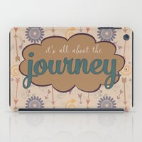 journey iPad Cases featuring Journey by Skuishy
