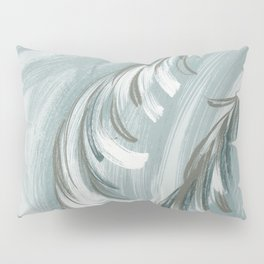 swirling feathers Pillow Sham