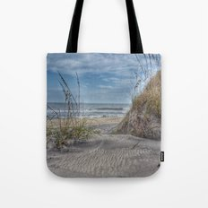 Sand Swirls Tote Bag