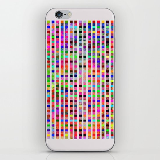 Nothing stays the same iPhone & iPod Skin