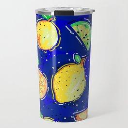 Lemon Crush Travel Mug