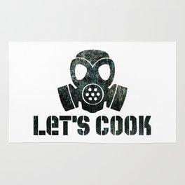 Let's Cook Rug