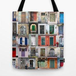 Thirty Doors Tote Bag
