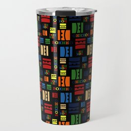 BOXHED Print Travel Mug