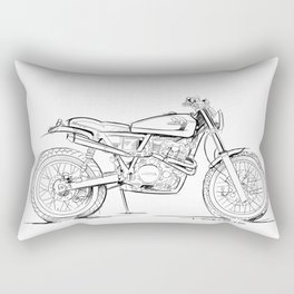Cabin Fever Rectangular Pillow
