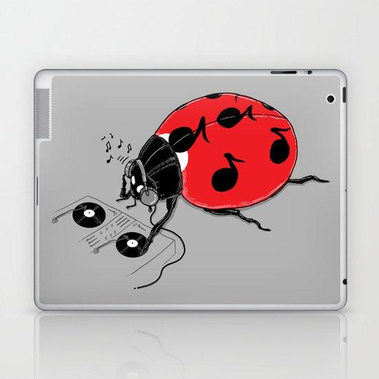 DJ beatLE  Laptop & iPad Skin