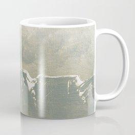 Peder Balke - Fra Nordkapp - From North Cape - Norwegian Oil Painting Coffee Mug