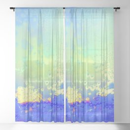 frost Sheer Curtain