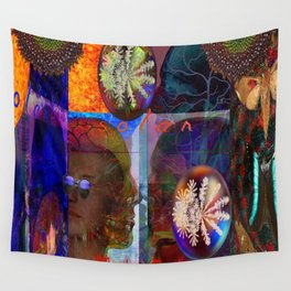 Seven7 Creation Wall Tapestry