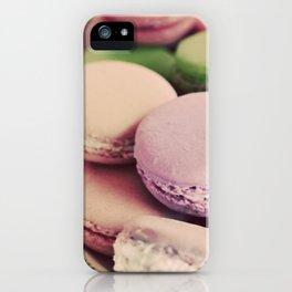 Sweet Macarons iPhone Case