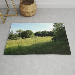 The Great Outdoors in the Summer Rug