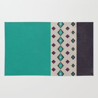 country Area & Throw Rugs featuring country by spinL