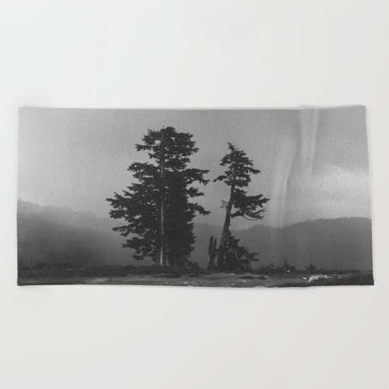 Wander in the Pacific Northwest Beach Towel