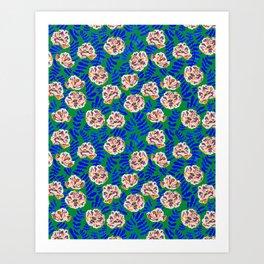 Poppy Print Art Print