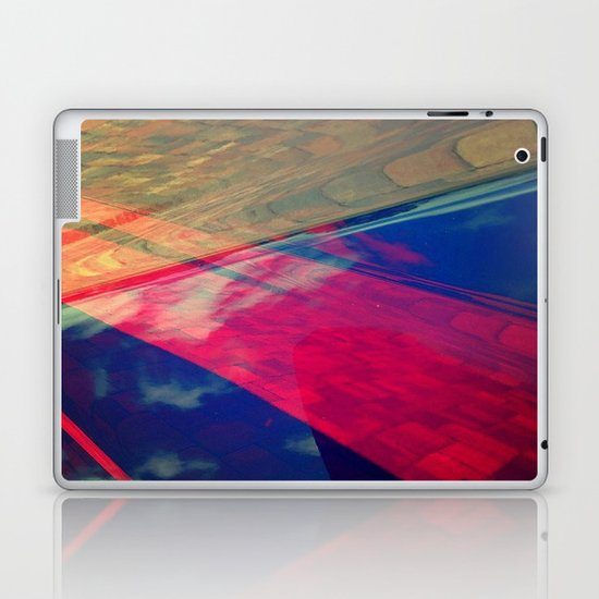 Signs in the Sky Collection II- Pillars to the Sky Laptop & iPad Skin
