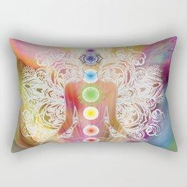 Chakra Balance Rectangular Pillow