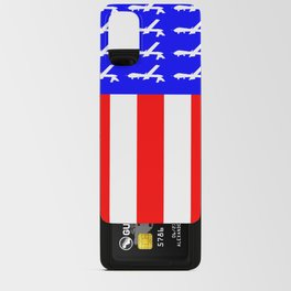 United States of Drones Android Card Case