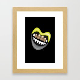 L'Envie (The Craving) series: #2 Framed Art Print