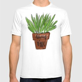 bloom & grow T-shirt